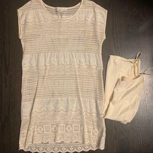 Same Days Lovin Size XS Dress with Slip